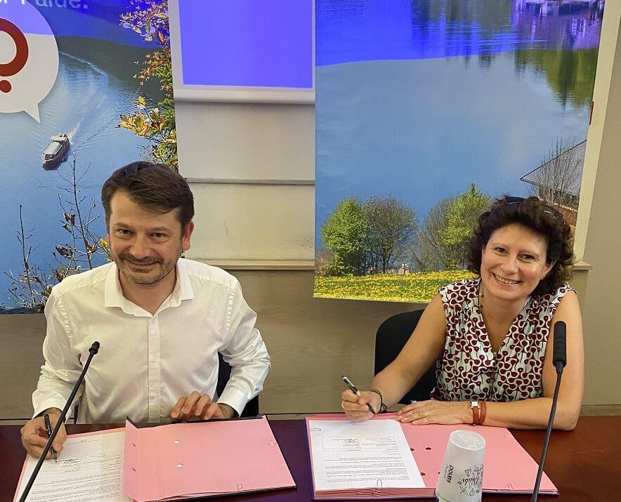 signature convention CDT Crédit Agricole